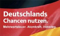 Deutschlands Chancen nutzen