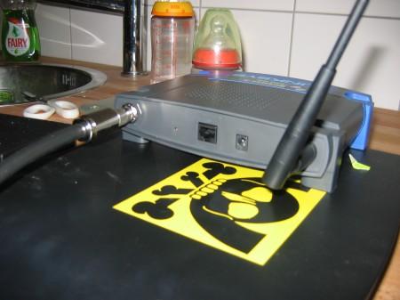 Quad Antenne