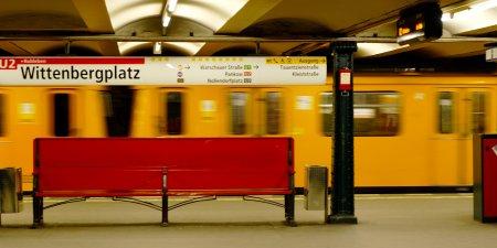 U2 Wittenbergplatz