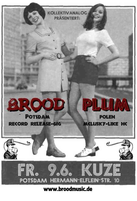 Brood Record Release Party