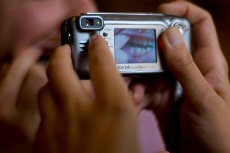 Bild vom Bild vom Zahn