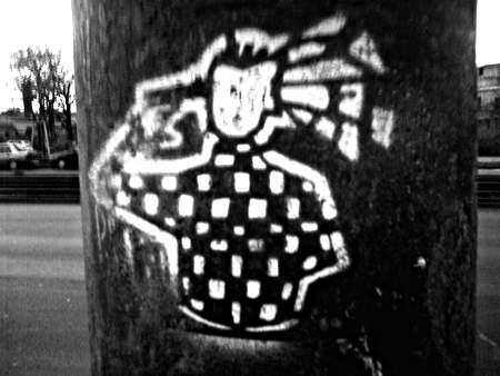 Suicide Streetart
