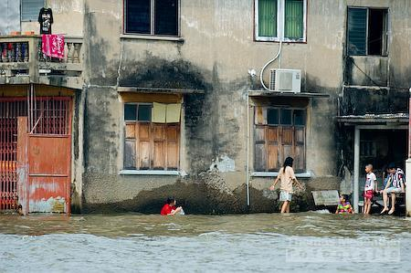 Bangkok floodings