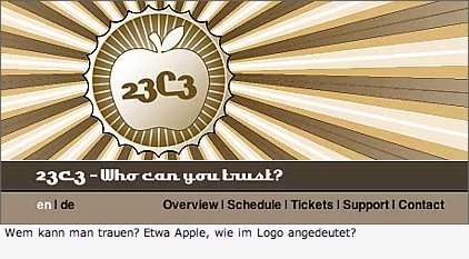 Who can you trust? Spargel Online besser nicht...
