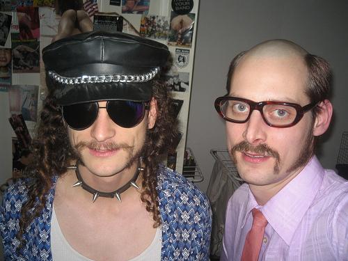 Moustache Party III
