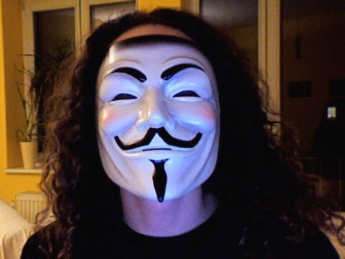 V for Vandetta mask