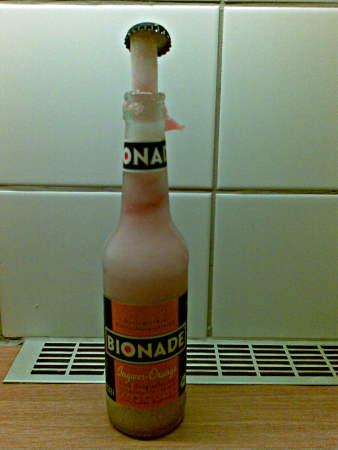 Tiefkühl-Bionade